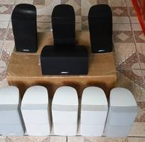 12 Bose Life style Acoustimass M5,M6,M7,M9,M10,M15,M20,M25, M30 và Bose cube array, red line, jewel