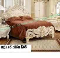 3 Giường ngủ cổ điển, giá rẻ đặc biệt tại Q2 và Q7 TpHCM, Cần Thơ