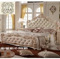 5 Giường ngủ cổ điển, giá rẻ đặc biệt tại Q2 và Q7 TpHCM, Cần Thơ