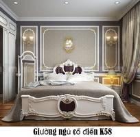 18 Giường ngủ cổ điển, giá rẻ đặc biệt tại Q2 và Q7 TpHCM, Cần Thơ