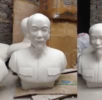 5 Xưởng sx tượng Bác Hồ cc tượng Bác Hồ các loại kích thước,khuôn chuẩn BCT
