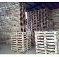 Mua bán pallet gỗ cũ, chuyên cung cấp pallet gỗ cũ mới giá rẻ