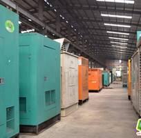 2 Máy phát điện công nghiệp dự phòng