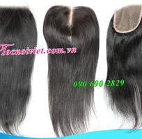 11 Toc hoi, mái hói giả nam nữ bằng tóc thật, tóc đội hói, bán tóc nối kẹp