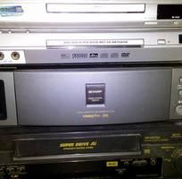 7 Bán đầu băng và băng VHS Nhật, điện 220v, đa hệ có đ.khiển