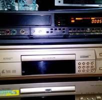 10 Bán đầu băng và băng VHS Nhật, điện 220v, đa hệ có đ.khiển