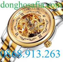 9 Đồng hồ nam cơ Aiers B125G AE001