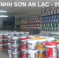 5 Sơn An Lạc chuyên cung cấp các lọa sơn Maxilite, Jotun, Toa, Dulux khu vực Tân Bình