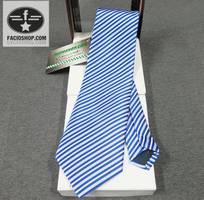 7 Cà vạt nam sọc kiểu Facioshop P1