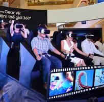 5 Hệ thống thực tế ảo 9DVR, phòng phim 9D VR với công nghệ tiên tiến nhất giá rẻ