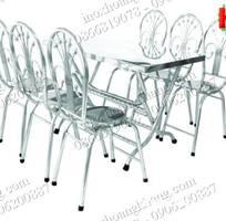 3 Nội Thất inox Hoàng Khang: bán bàn ghế inox giá siêu rẻ,uy tín