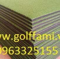 Thảm tập golf nhân tạo siêu bền