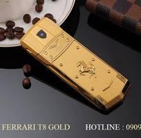 1 Điện thoại Vertu A8 dùng 2 sim,lịch lãm,đẳng cấp và sang trọng giá 550.000. LH 0909459649