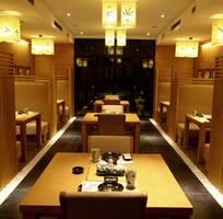 9 Thiết kế nội thất nhà hàng giá rẻ tại hà nội, Thiết kế nội thất Quán Cafe Karaoke