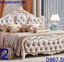 1 Giường cổ điển - giường ngủ tân cổ điển q1 q2 q7 q9