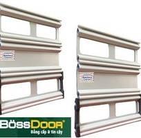 8 Cửa cuốn Bossdoor chính hãng Tân Trường Sơn.