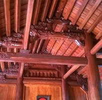 12 Thiết kế, thi công làm mới các loại nhà gỗ giả cổ, phục chế nhà cổ bắc bộ