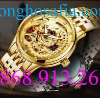6 Đồng hồ nam cơ Aesop 9010 AS001