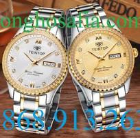 10 Đồng hồ đôi cơ TeinTop 8629 TT201
