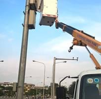 5 Cho thuê Xe nâng người làm việc trên cao  xe gầu  tại Hồ Chí Minh
