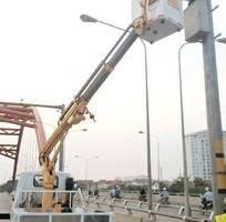 6 Cho thuê Xe nâng người làm việc trên cao  xe gầu  tại Hồ Chí Minh