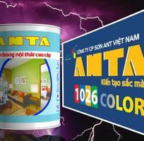 1 Công ty CP sơn ANT tìm nhà phân phối hãng sơn ANTA