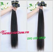 9 Mua bán tóc nối thật, tóc nối giá rẻ, tóc nối vê keo, tóc dệt kẹp cột, tóc đầu giả