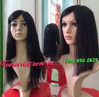 12 Mua bán tóc nối thật, tóc nối giá rẻ, tóc nối vê keo, tóc dệt kẹp cột, tóc đầu giả