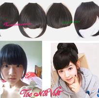 16 Mua bán tóc nối thật, tóc nối giá rẻ, tóc nối vê keo, tóc dệt kẹp cột, tóc đầu giả