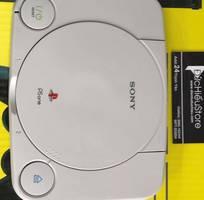 3 Máy game Playstation 1   PS1