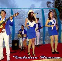 11 Ban nhạc Flamenco TUMBADORA BAND vui nhộn cho Tour du lịch của quý vị
