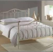 11 Giường sắt nghệ thuật, giường sắt đẹp, giường sắt giá rẻ