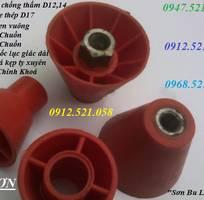 2 Cốc nhựa chống thấm ren tiêu chuẩn M12-14-16,giá rẻ.Cốc chống thấm ren vuông M16,M17 tốt nhất.