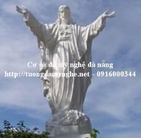 2 Tượng chúa cứu thế bằng đá tự nhiên đà nẵng