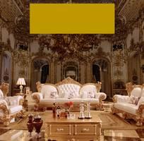 7 Bàn ghế sofa tân cổ điển tphcm - sofa cổ điển cà mau
