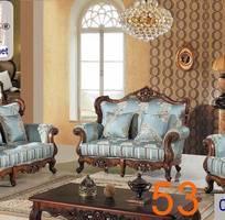 10 Bàn ghế sofa tân cổ điển tphcm - sofa cổ điển cà mau