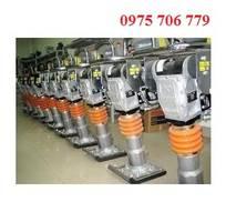 3 Cơ hội mua máy đầm đất, máy đầm cóc MT55, Mt72 hãng bãi Nhật giá rẻ nhất Hà Nội