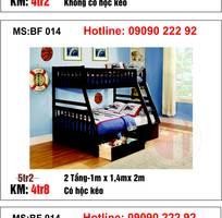 7 Giường tầng cho bé