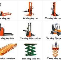 2 Cho thuê xe nâng, bảo trì sửa chữa xe nâng, cung cấp phụ tùng xe nâng giá rẻ tại Hồ Chí Minh