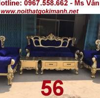 4 Sofa tân cổ điển cao cấp Cần Thơ An Giang - sofa cổ điển
