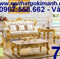 5 Sofa tân cổ điển cao cấp Cần Thơ An Giang - sofa cổ điển