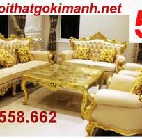Ghế Sofa Cổ Điển Châu Âu - Sofa Tân Cổ Điển Phong Cách Hoàng Gia