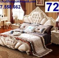 5 Bộ Giường Ngủ Cổ Điển Châu Âu - giường ngủ cổ điển quý tộc