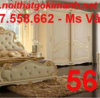7 Bộ Giường Ngủ Cổ Điển Châu Âu - giường ngủ cổ điển quý tộc
