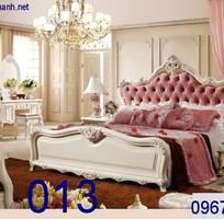 8 Bộ Giường Ngủ Cổ Điển Châu Âu - giường ngủ cổ điển quý tộc