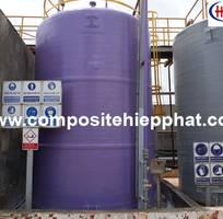 7 Bồn composite chứa hóa chất