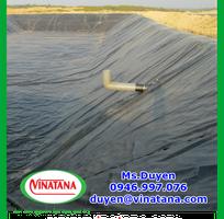 4 Bạt lót bãi rác, bạt làm hầm bioga, bạt lót hồ chứa nước, bạt HDPE, màng chống thấm