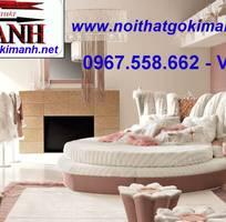8 Mua giường tròn ở đâu đẹp   giường tròn giá rẻ   giường tròn đặt hàng tại xưởng