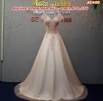 6 Bộ sưu tầm áo cưới đẹp, mua áo cưới tại tp hcm