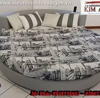 3 Giường tròn sành điệu   giường tròn giá rẻ giảm giá sốc